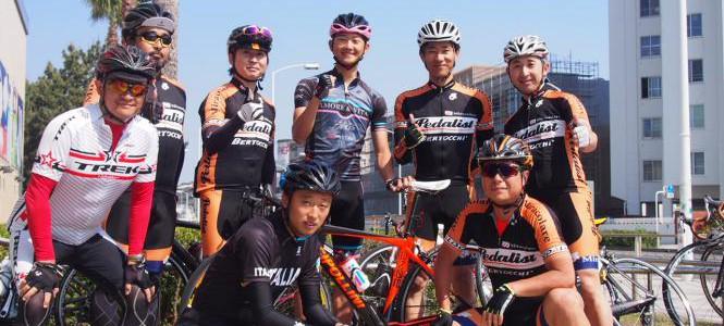 【走行会レポート】菱沼由季典が教えるロードバイクスクールin湘南平