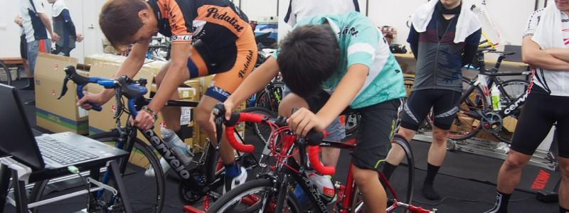 【ロードバイク マンスリースクール】今週のロードバイクスクール