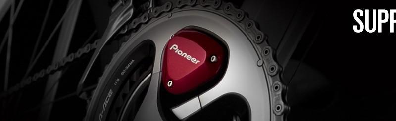 【パワーメーター】Pioneer ペダリングモニター 片側販売開始いたしました。