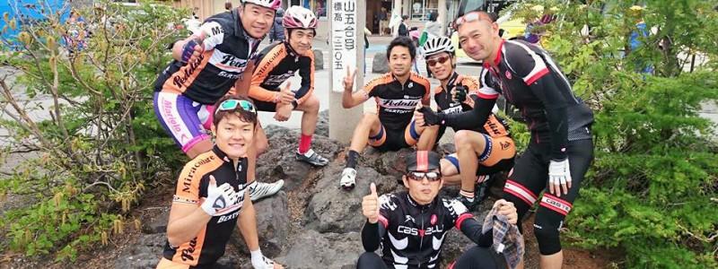 【イベントレポート】富士山スバルライン登りました