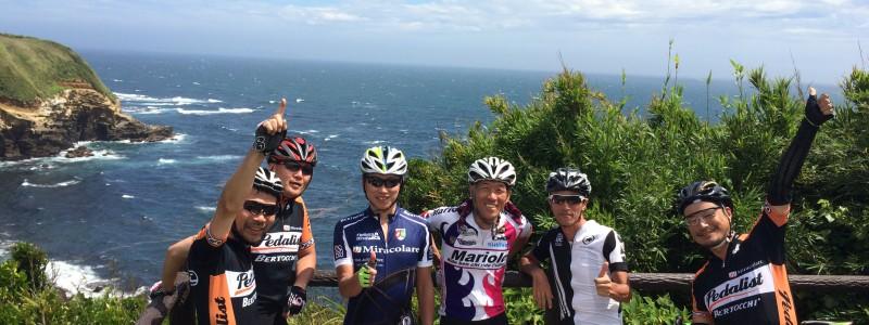 ロードバイクスクールビギナークラス 三浦半島一周ライド!