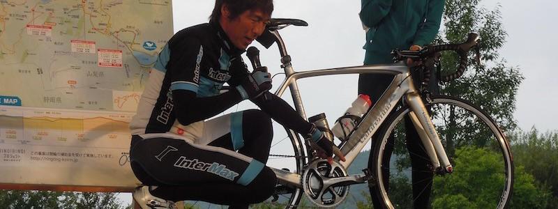 「ユーザーレポート」Mt.FUJIエコサイクリング 2015 参加レポート