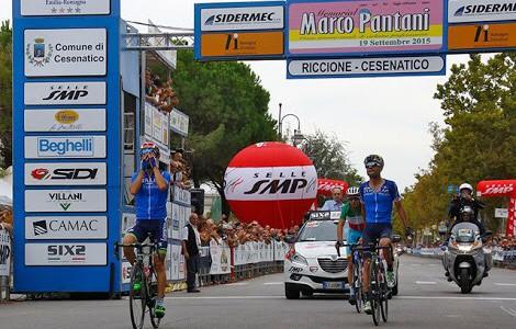 【AMORE & VITA Selle SMP】菱沼選手レースレポート メモリアルマルコパンター二 UCI 1.1 イタリア