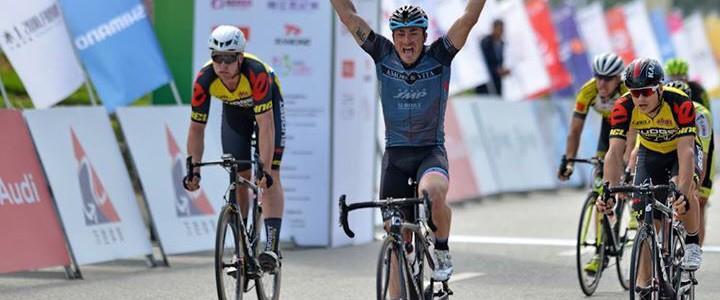 【AMORE & VITA Selle SMP】菱沼選手レースレポート  ツアーオブ 福州(Fuzhou) UCI アジアツアー 2.2クラス