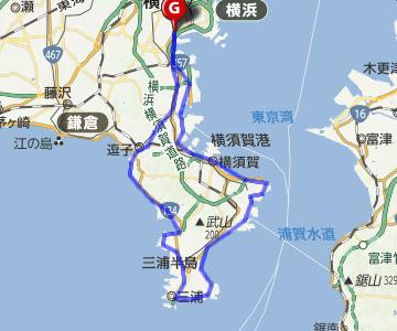 【走行会情報】11月15日(日)ビギナーの方オススメ!三浦半島ライド