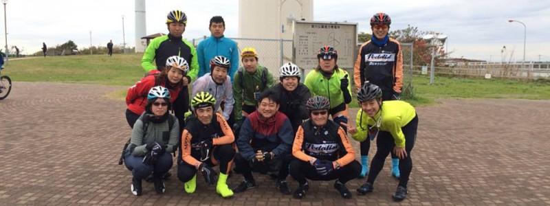 【スクールイベント】初めての100キロ走破!三浦半島ライド