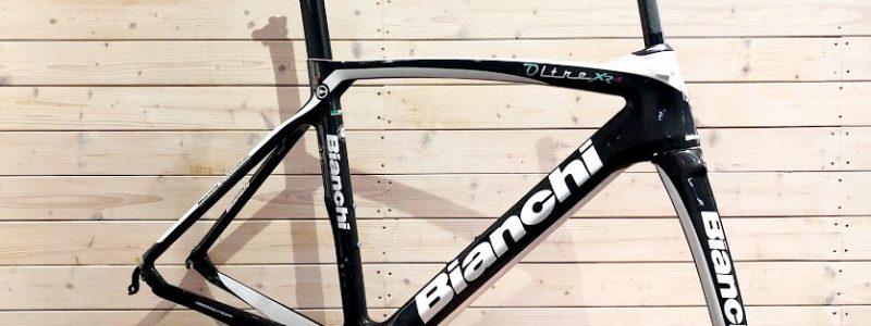 【 2019年モデル 】BIANCHI Oltre XR4 ビアンキ オルトレ フレームセット 入荷いたしました