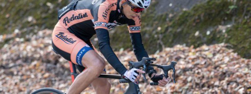 【レース参加】城山湖ヒルクライムアタックめたつご山ステージ