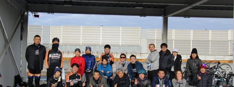 ウィンターサイクルマラソンin袖ケ浦2018に参加してきました