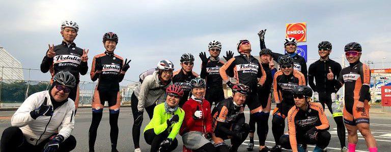 Pedalistクラブイベント ~房総半島でロードバイクとグルメ・トレーニングを満喫しました~