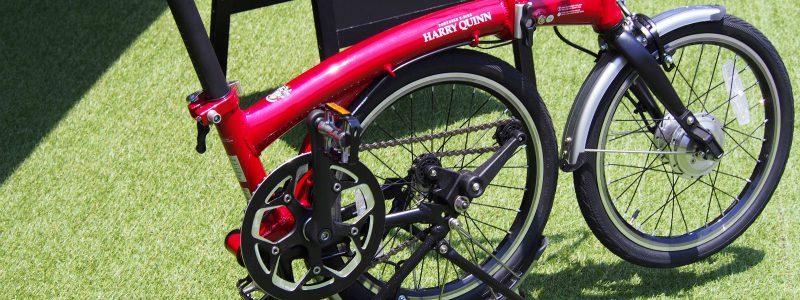 新しいカタチの電動アシスト自転車、お取り扱いを開始いたしました。