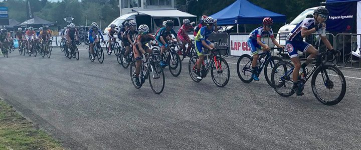 【レースレポート】JBCF 群馬CSC 交流戦 9月大会 E2,3クラスタ 新井選手