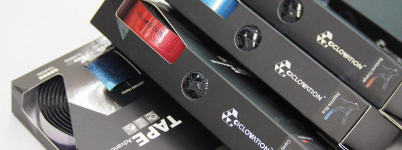 CICLOVATION シクロベイションのバーテープが入荷いたしました。年末年始のバイクリフレッシュにどうぞ!