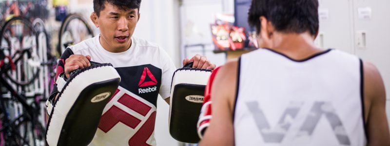 水垣偉弥が教える格闘技スクール最新スケジュール