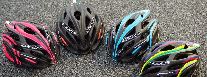 【お買得情報!】SH+ ヘルメット!SHABLIを特別価格にて販売致します!